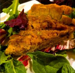 Vegan Potato Frittata