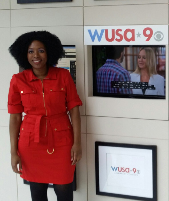 WUSA Channel 9 News Interview