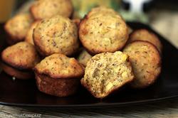 Vegan Cornbread Muffins -Gluten Free