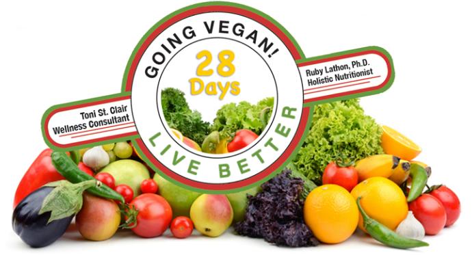 28-Day Going Vegan Transition Program