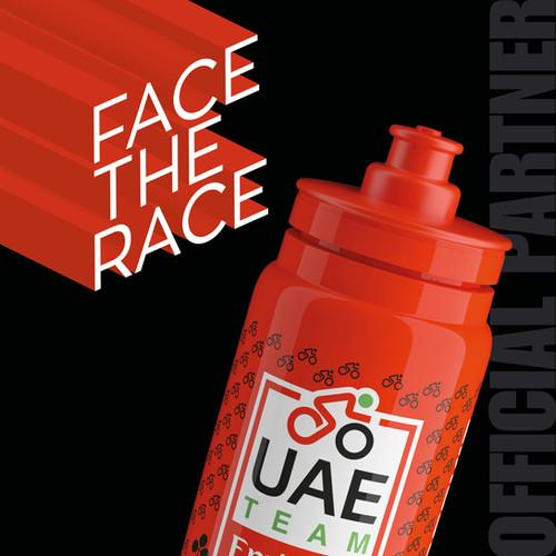 ELITE UAE TEAM FLY BOTTLE