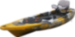Lure 11.5 - Angle - Yellow Camo (Non Sta