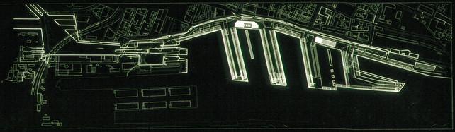 008 Le Vieux Port de Montreal Site Plan.
