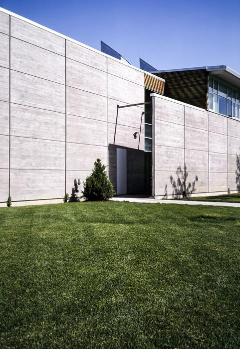 009 Chicago Bears Headquarters Exterior.