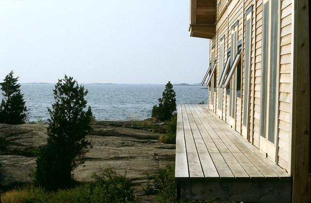 003 House on Georgian Bay Exterior.jpg