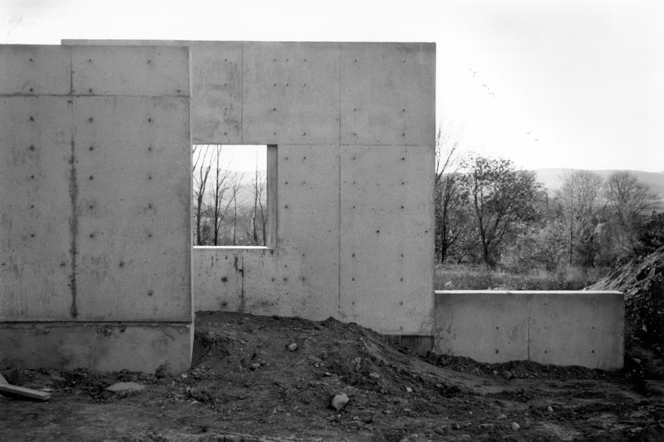 005 Art Studio and Residence Constructio
