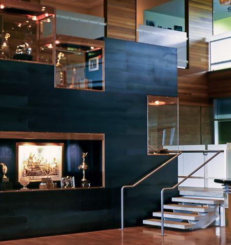 014 Chicago Bears Headquarters Interior.