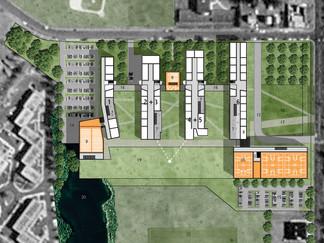 004 Perth Amboy High School Master Plan