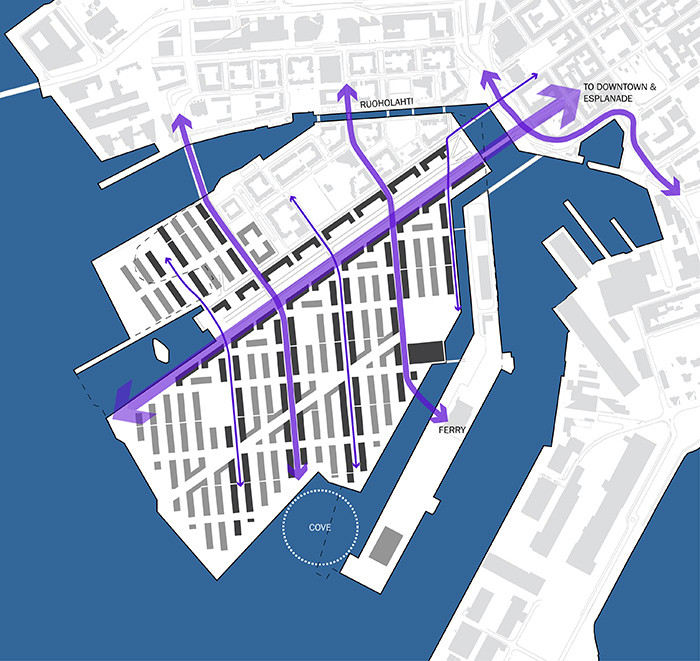 024 Low2No Master Plan Connective Street