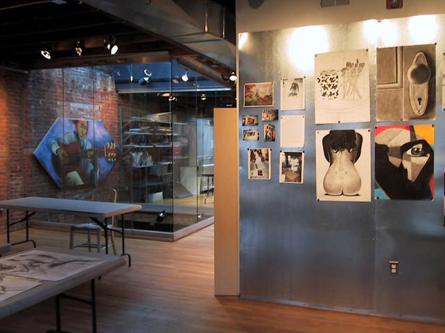 004 Cloud Foundation Interior Exhibition