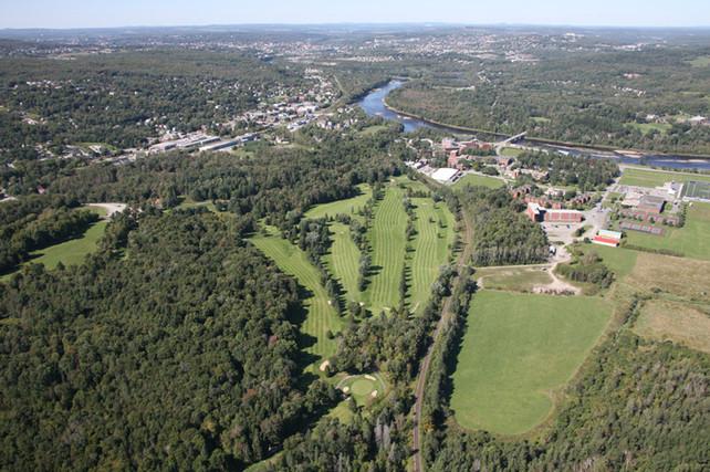 019 Bishop's University Master Plan Golf
