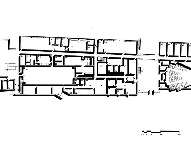 019 Chicago Bears Headquarters Plan Grou