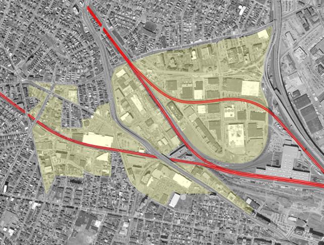 005 Somerville Urban Study Railway Lines