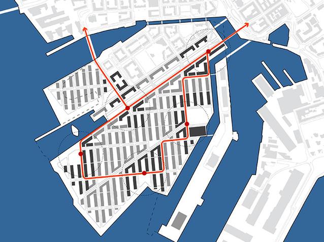 021 Low2No Master Plan Transit Edge Plan