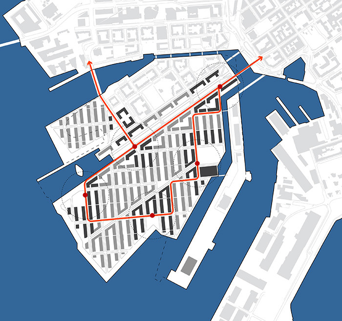 021 Low2No Master Plan Transit Edge Plan