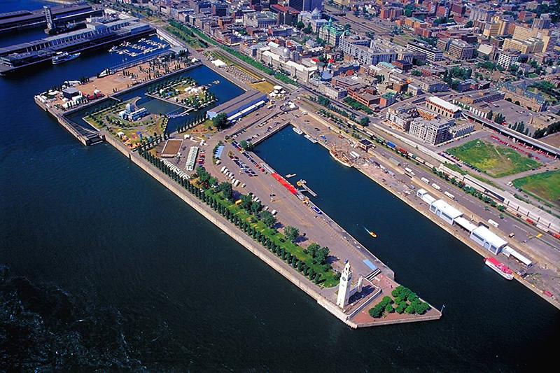 017 Le Vieux Port de Montreal Aerial.jpe