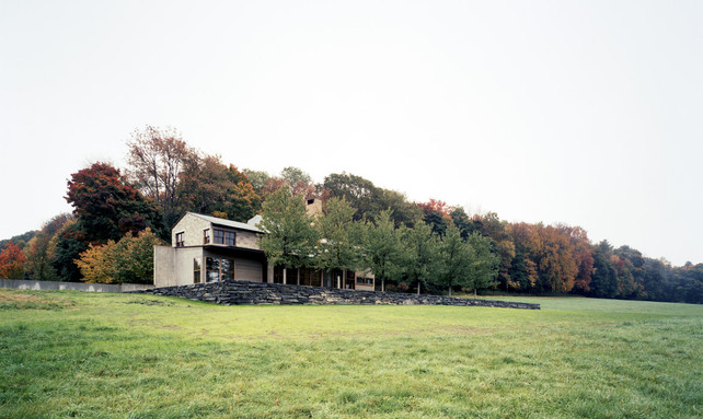 009 Art Studio and Residence Exterior.jp