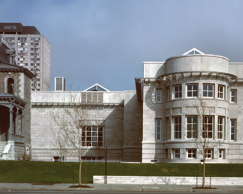 016 Canadian Centre for Architecture Ext