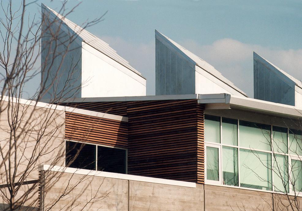 001 & 10 Chicago Bears Headquarters Exte
