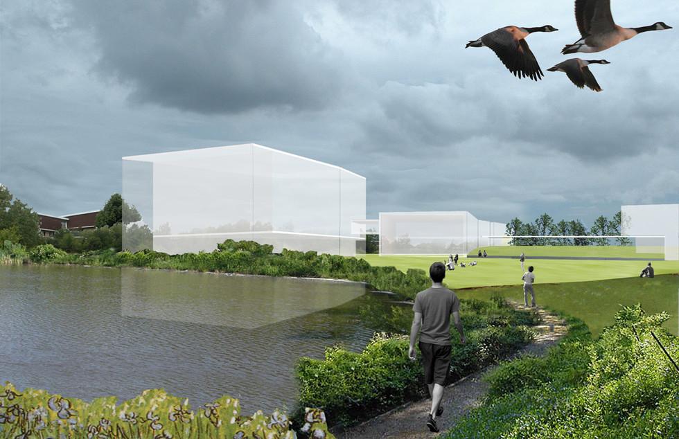 008 Perth Amboy High School Master Plan