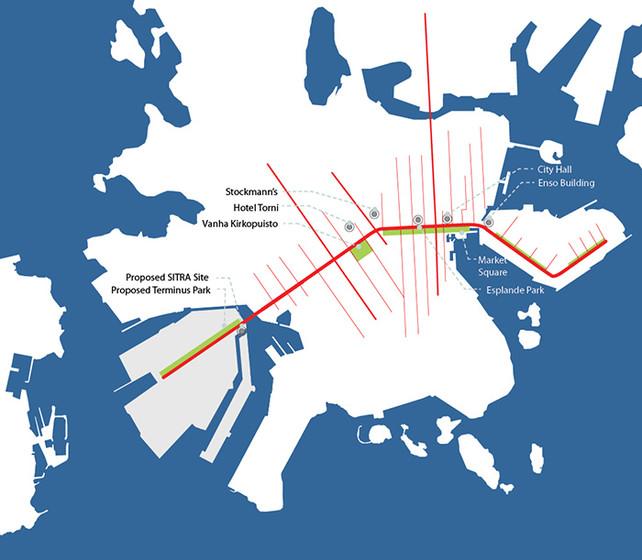 011 Low2No Master Plan Civic Corridor Di