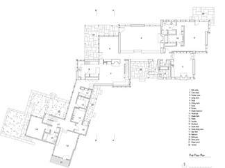 012 Mountain Residence Plan 1st Floor.jp