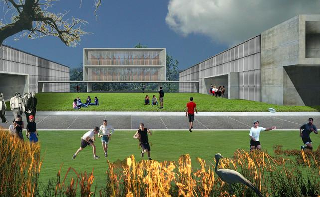 005 Perth Amboy High School Master Plan