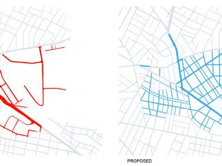 007 Somerville Urban Study Existing vs P