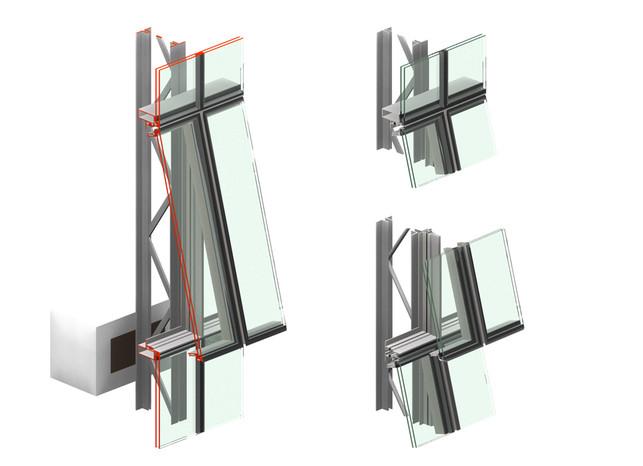 025 Milton Science Center Glazing Detail
