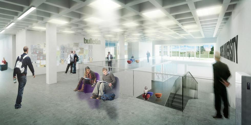 009 Bishop's University Sports Centre Re