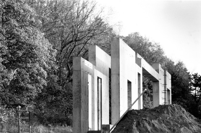 004 Art Studio and Residence Constructio