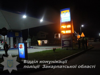 Smugglers have arranged shooting in Mukachevo: four people in hospital.