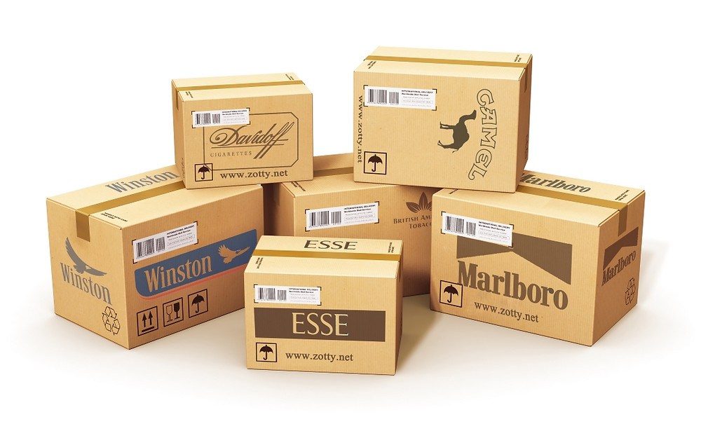 Cigarettes wholesale zotty ltd