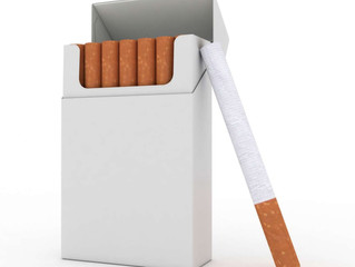 What are the consequences of impersonal pack of cigarettes?