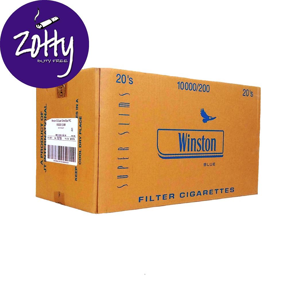 Winston Master box Master case