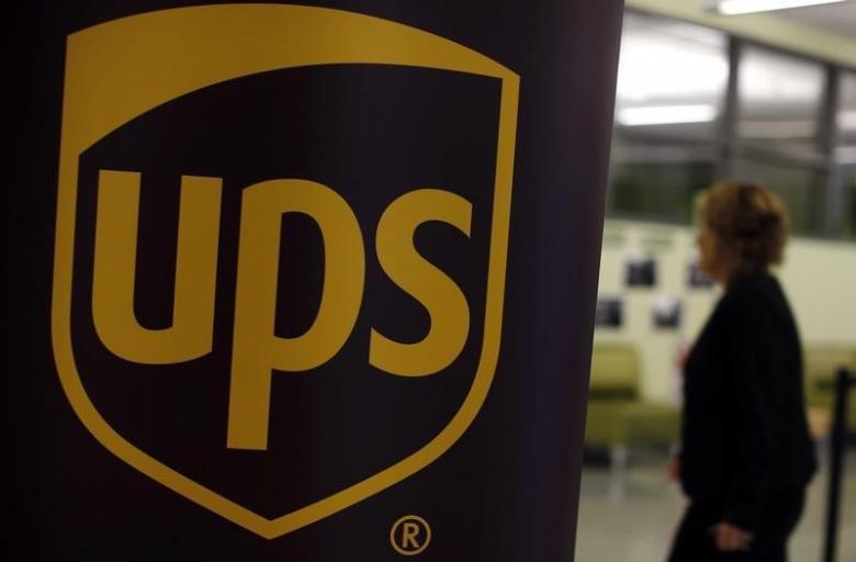 UPS delivery cigarettes