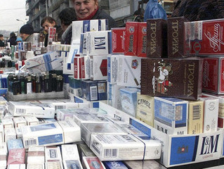 Turkmenistan: One cigarette a dollar, and it is not the limit