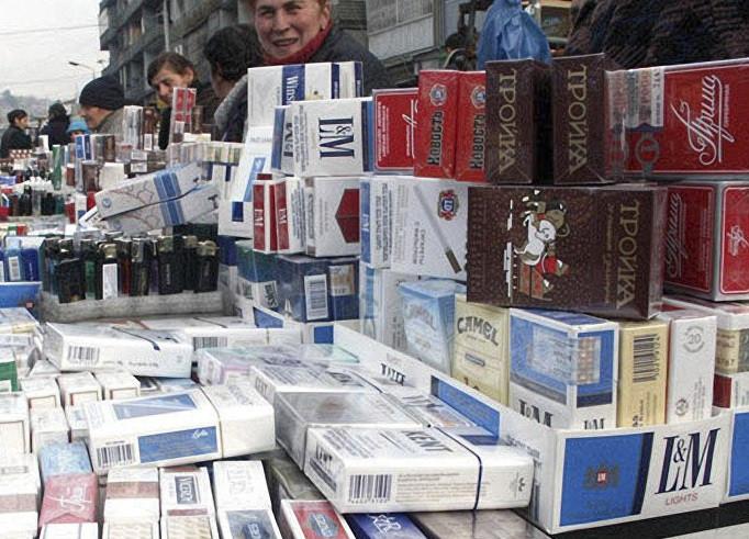 Cigarettes wholesale
