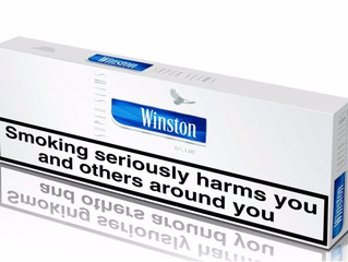 Winston Super Slims Blue
