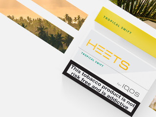 New HEETS - Tropical Swift