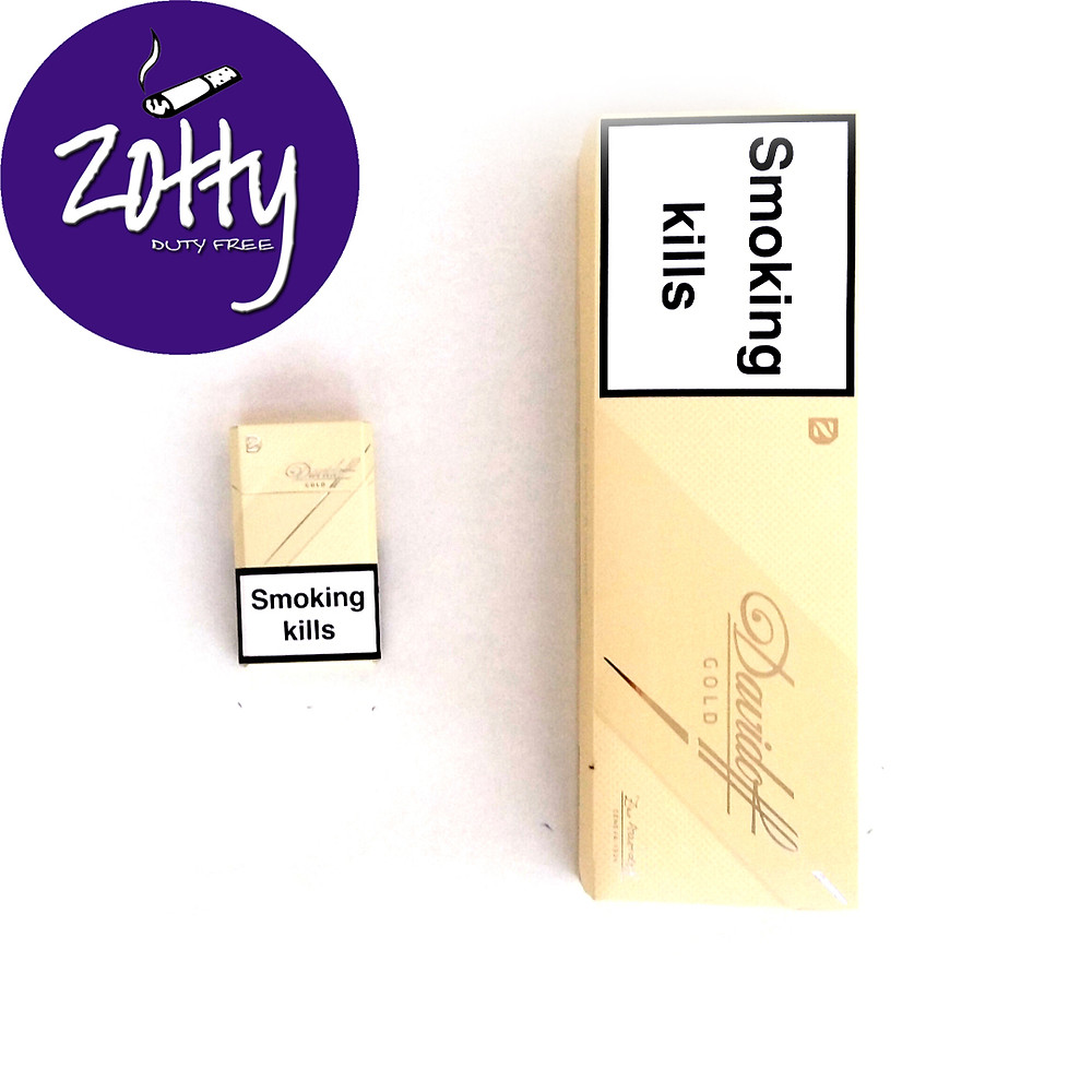 Davidoff Gold Wholesale
