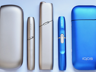 Evolution of IQOS: what was in the past, what to expect in the future