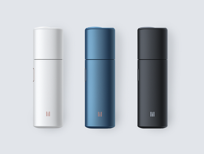 What is Lil SOLID? A device for heating tobacco is now in stock.