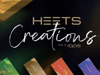 New Flavors of IQOS 2020 HEETS Creations