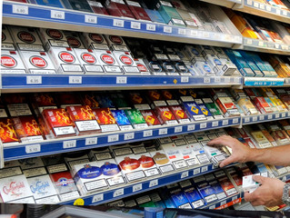 Export of cigarettes from Ukraine to 3 times higher than imports