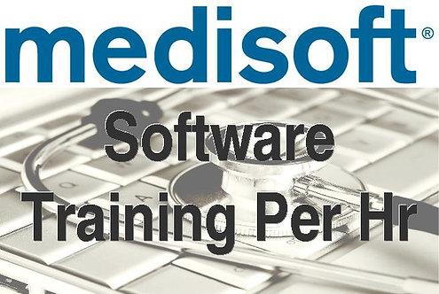 MediSoft Training Per Hour