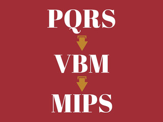 2016 PQRS to 2018 Value-Based Adjustment
