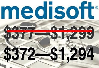 MediSoft ADVANCED V22 Single User New/Upgrade
