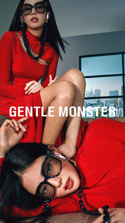 Gentle Monster x Jennie