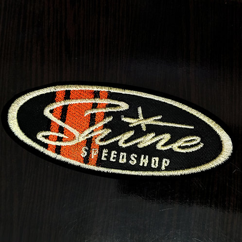 Shine Racing Stripe Patch